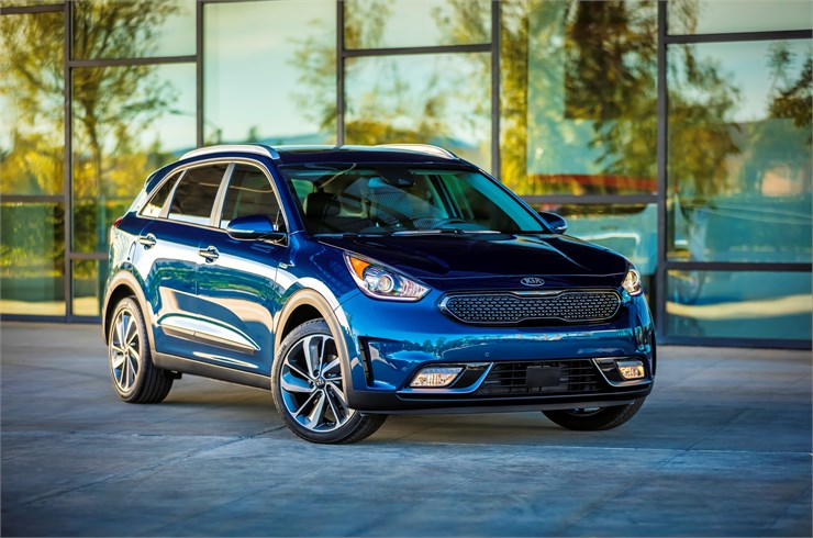 KIA Tires in Greensboro North Carolina - 2018 Kia Niro