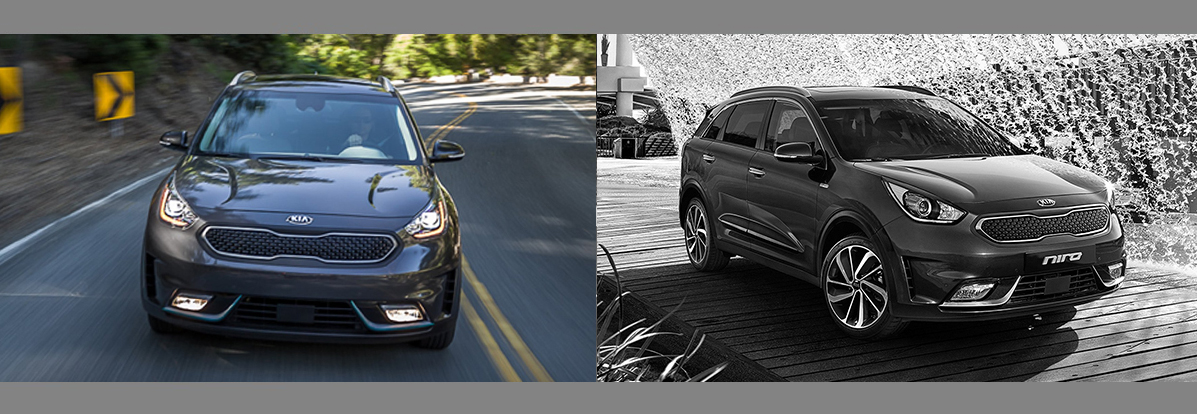 2018 Kia Niro vs 2017 Kia Niro | North Carolina