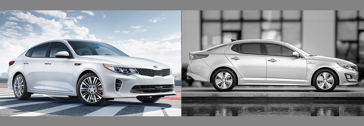 2018 Kia Optima vs 2017 Kia Optima | North Carolina