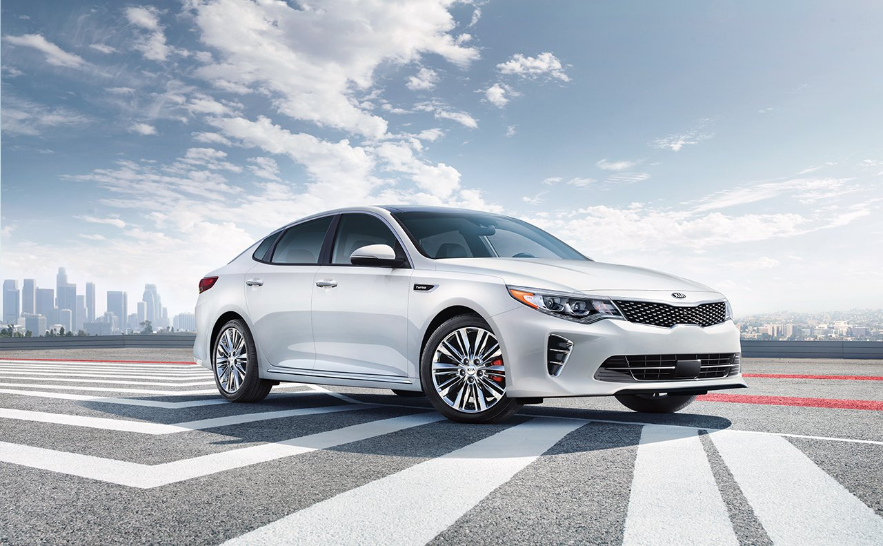 Used Kia Optima for Sale in Southfield Michigan