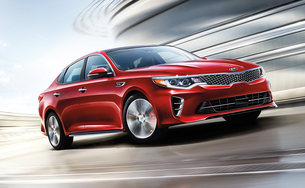 KIA dealer serving Durham NC - 2018 Kia Optima