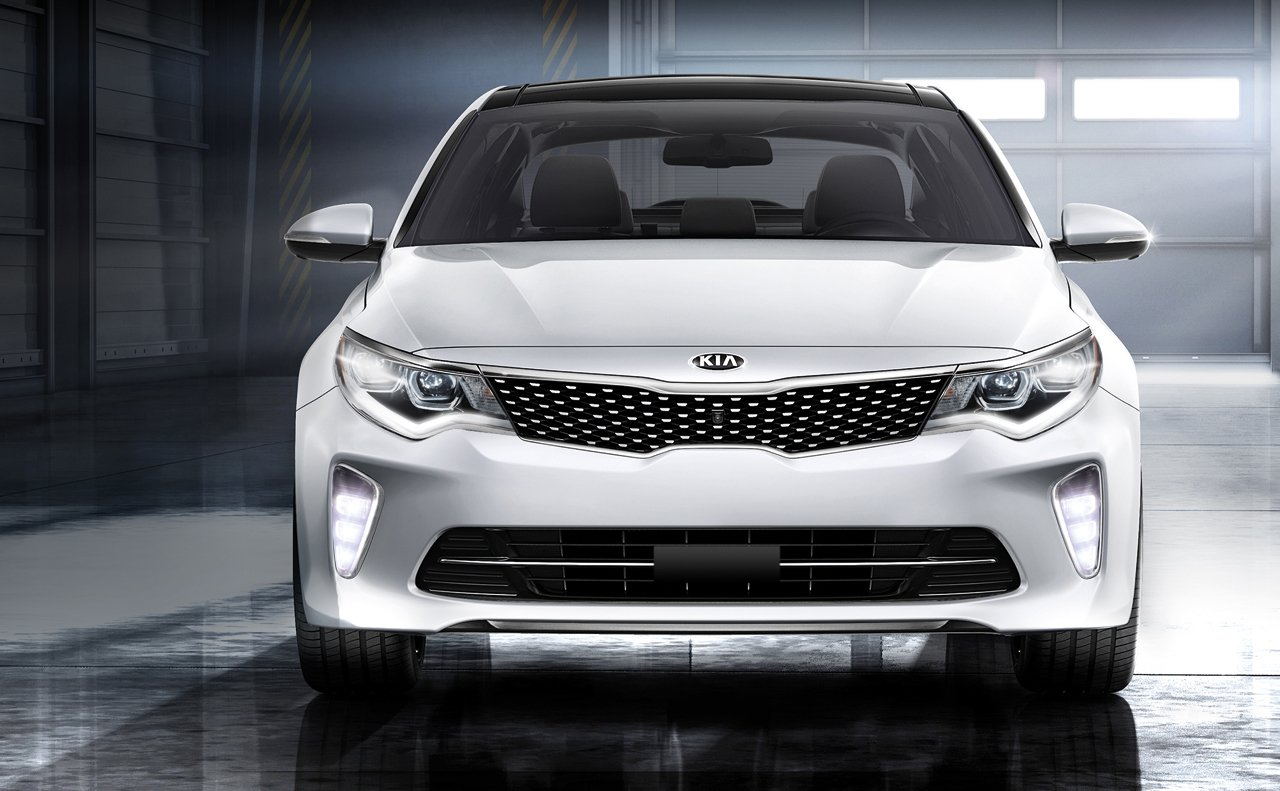 North Carolina - 2018 Kia Optima's Exterior