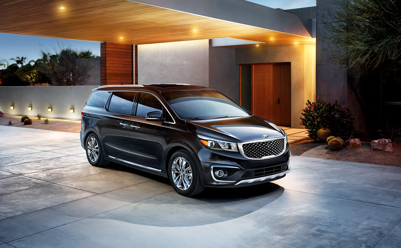 High Point area KIA Dealership - 2018 Kia Sedona
