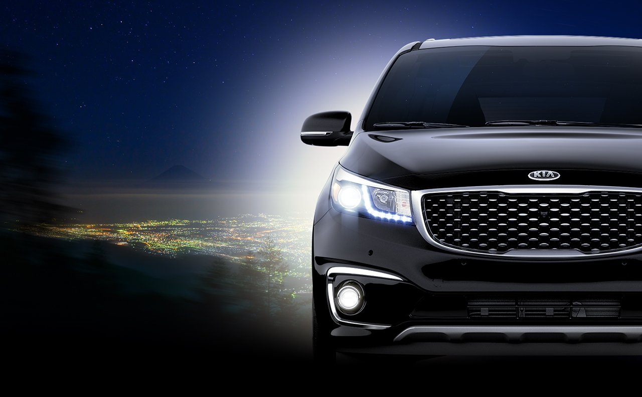 North Carolina - 2018 KIA Sedona OVERVIEW