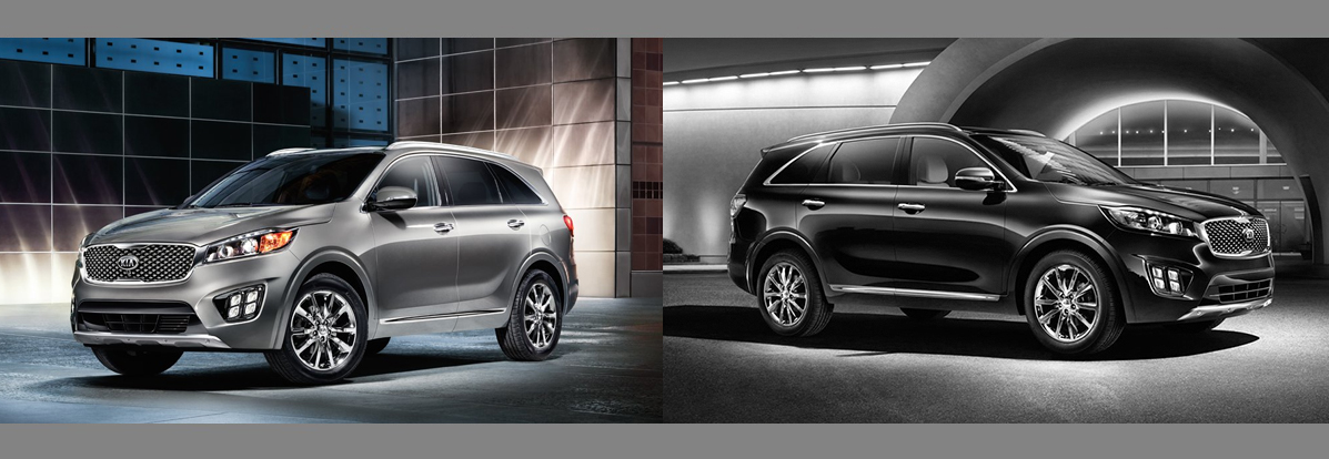 2018 Kia Sorento vs 2017 Kia Sorento | North Carolina