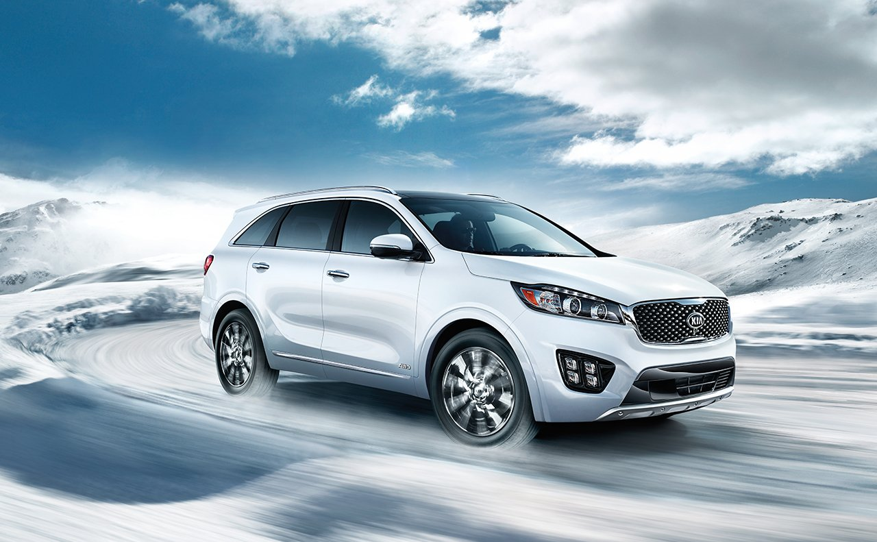 Detroit Michigan - 2018 KIA Sorento's Overview