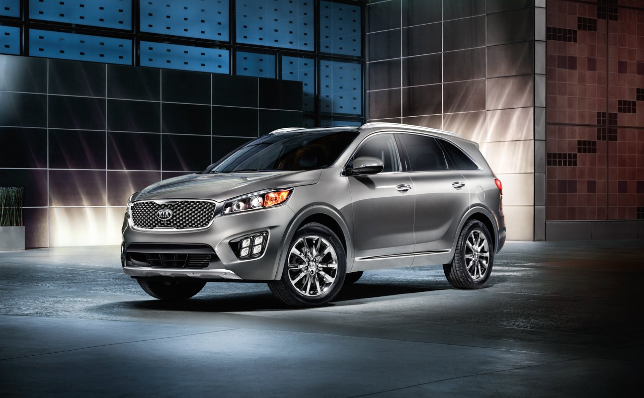2018 Kia Sorento Trim Levels in Southfield Michigan