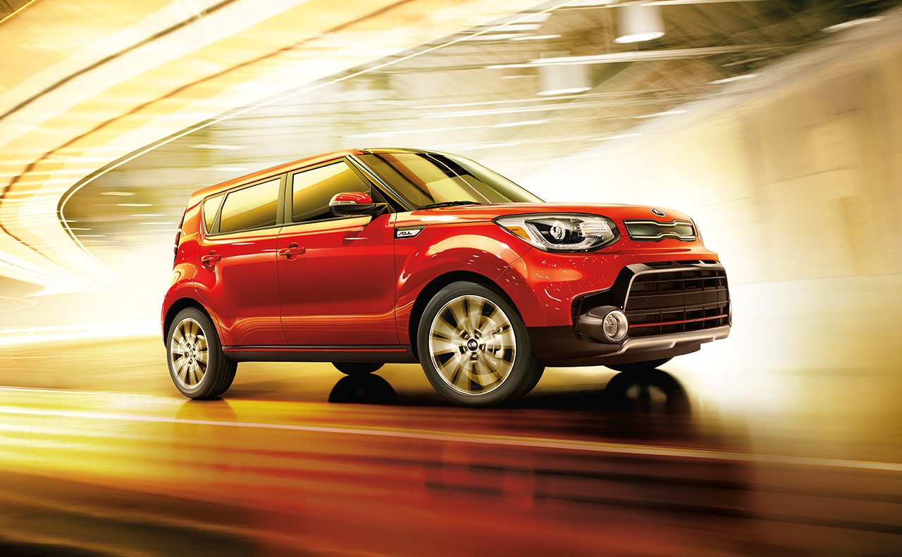 Raleigh North Carolina - 2018 KIA Soul Exterior