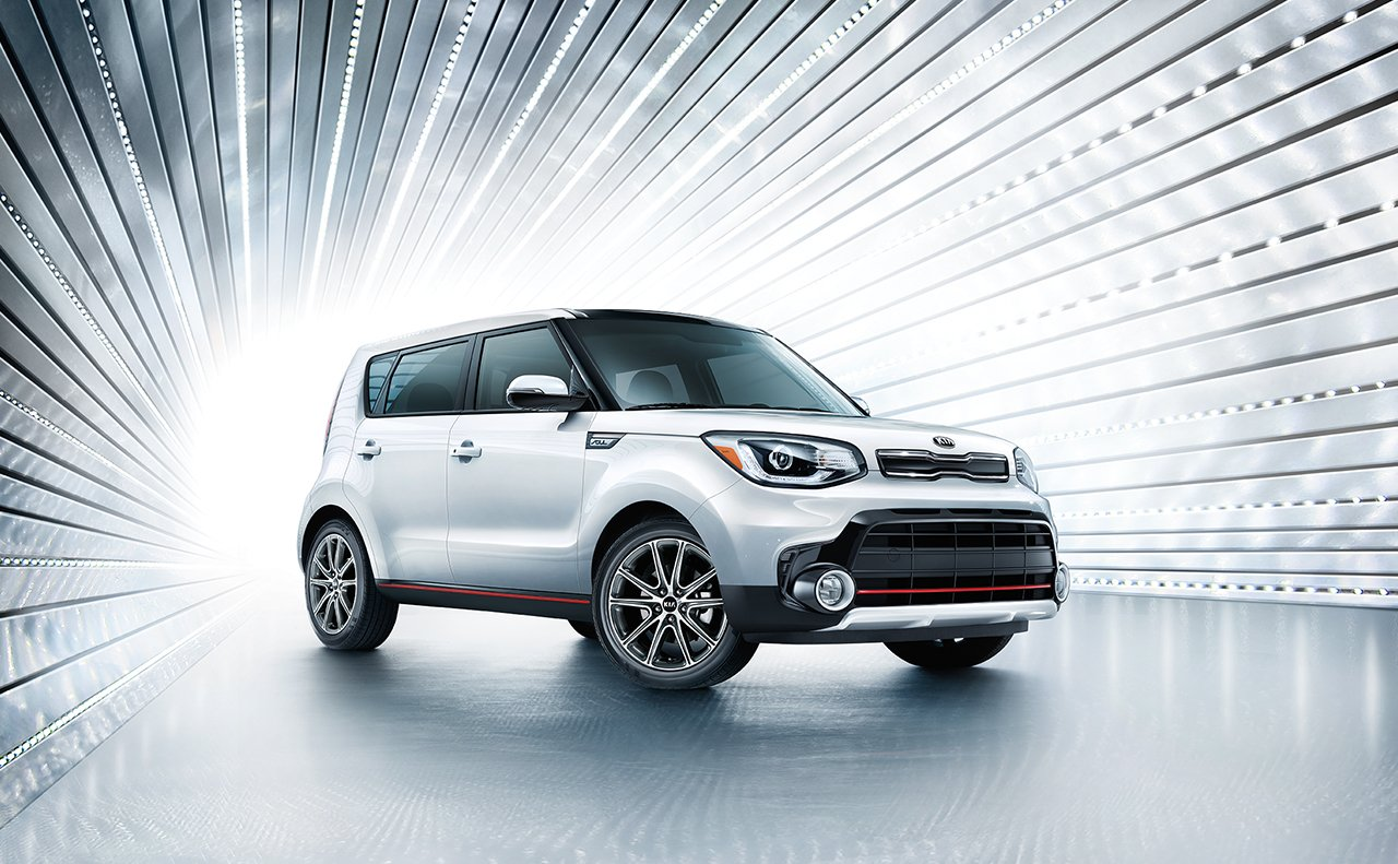 2018 KIA Soul near High Point NC