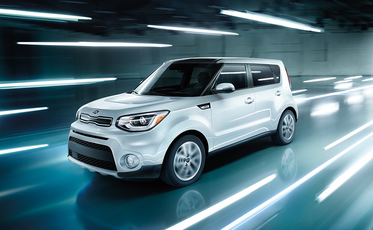 2018 KIA Soul + near Lawrence Kansas