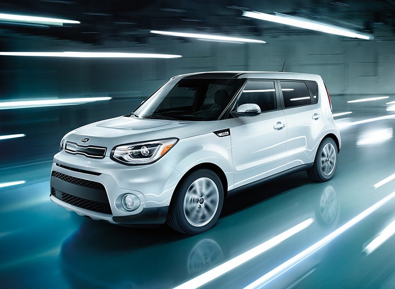 KIA Certified Preowned CPO near Denver - 2018 KIA Soul