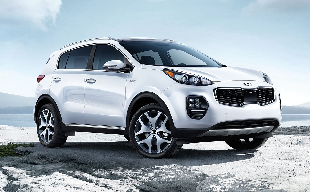 KIA Tires in Greensboro North Carolina - 2018 Kia Sportage