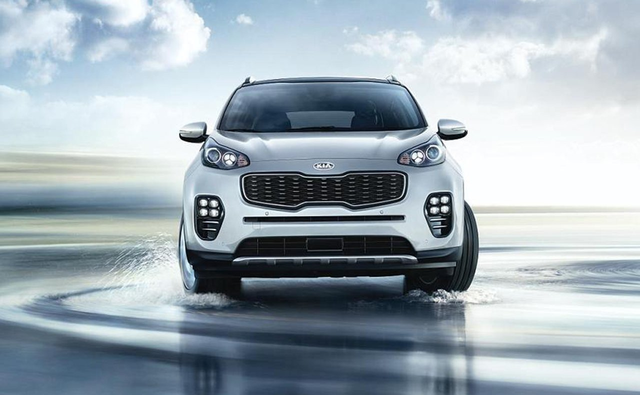 North Carolina - 2018 Kia Sportage's Overview