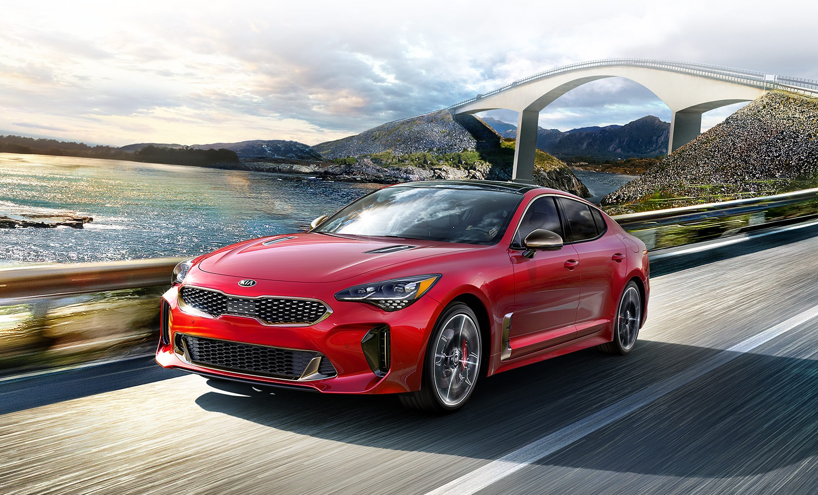 High Point NC area 2018 KIA Stinger