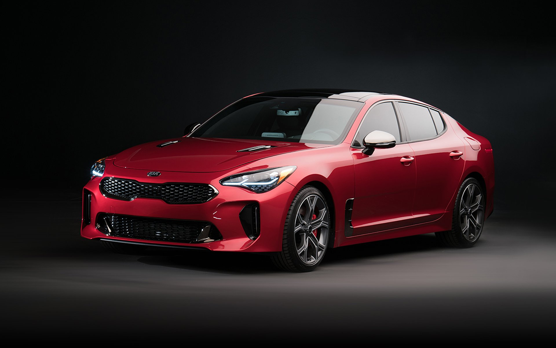 2018 KIA Stinger in Michigan