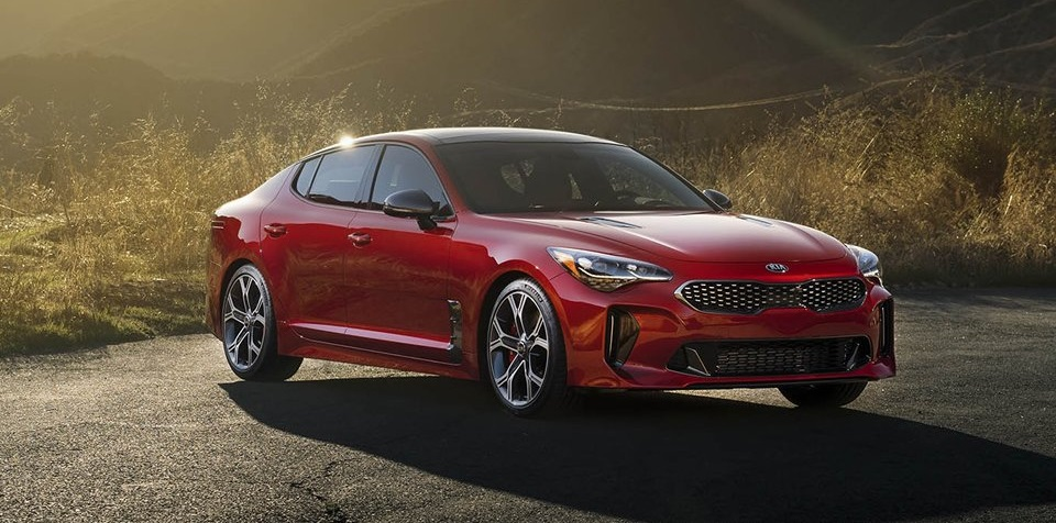 2018 Kia Stinger in Burlington NC