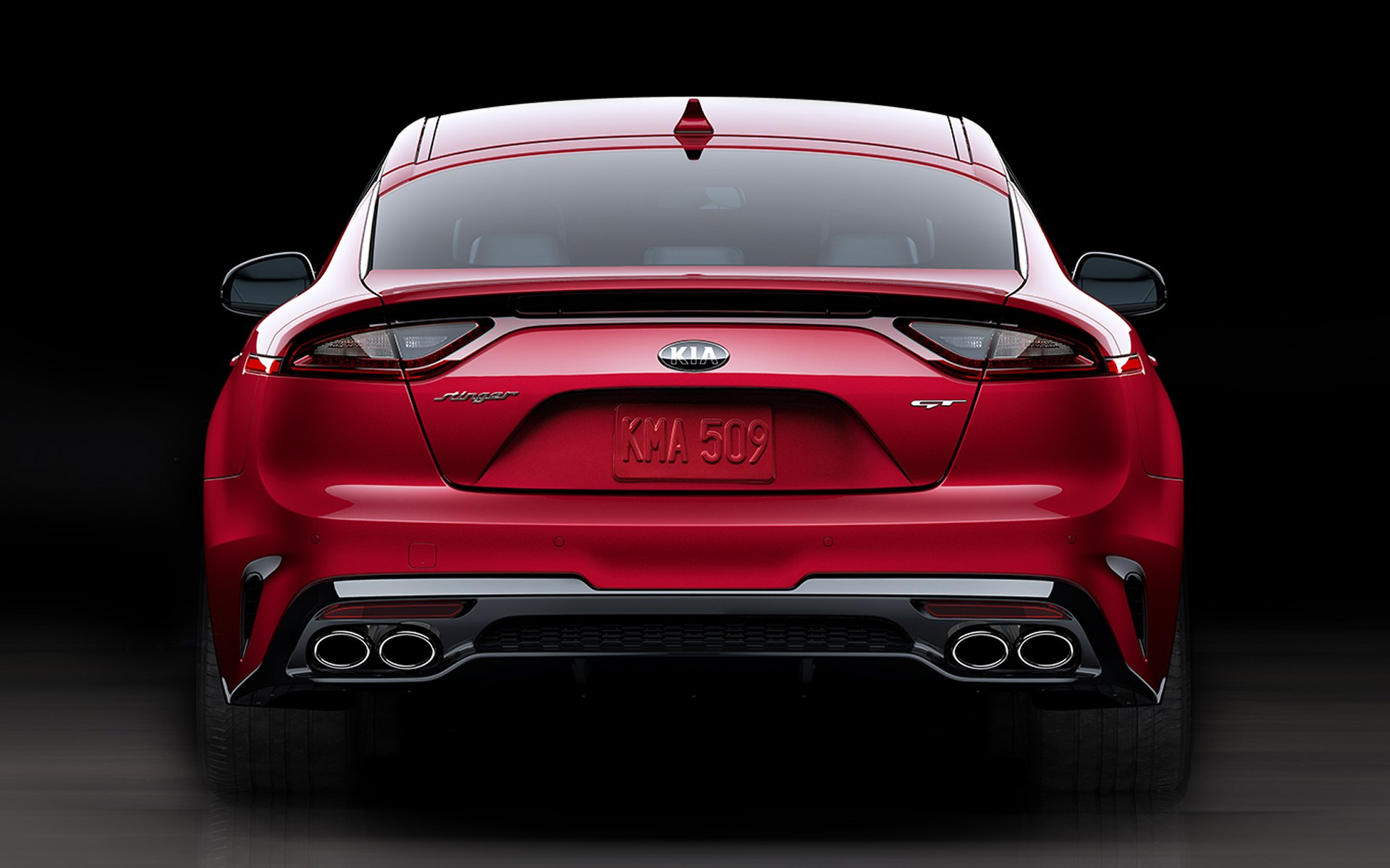 High Point NC - 2018 Kia Stinger's Exterior