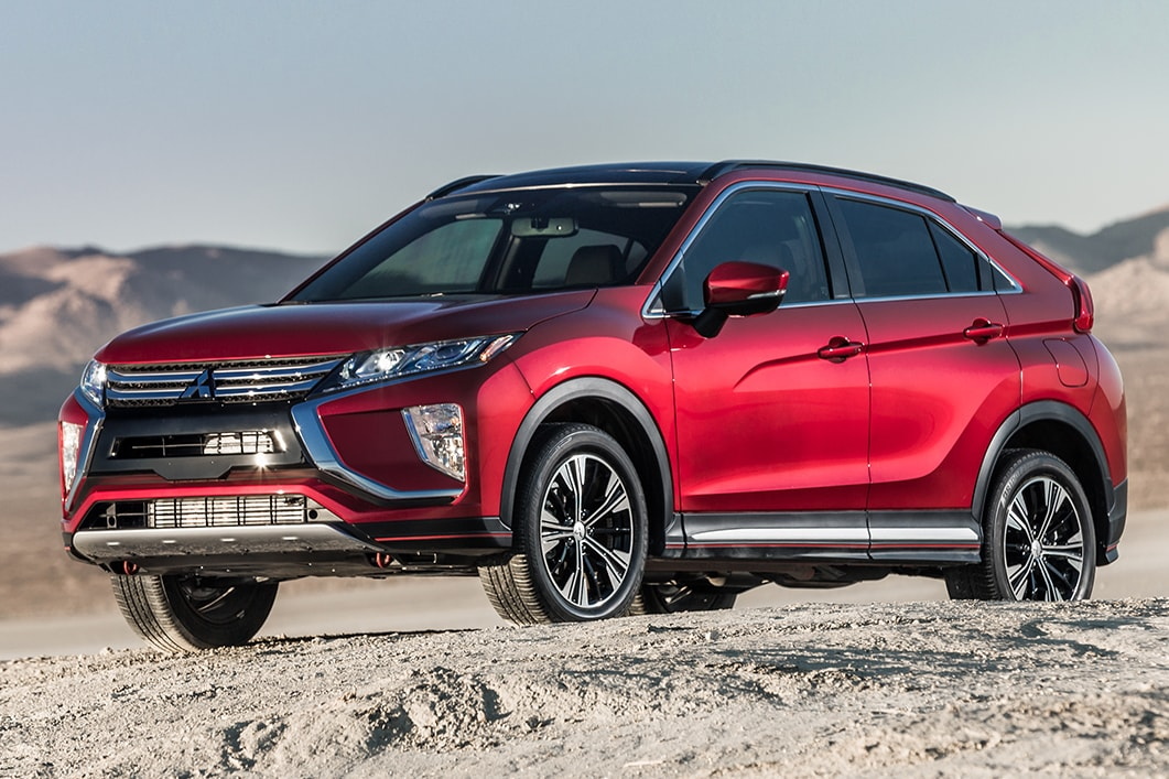 Why Skyline Mitsubishi in Thornton Colorado - 2018 Mitsubishi Eclipse Cross