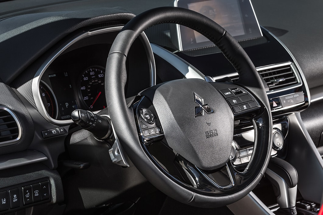 Thornton CO - 2018 Mitsubishi Eclipse Cross's Interior