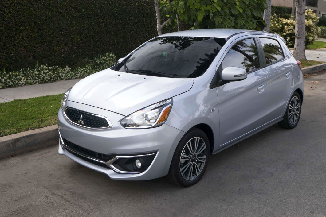 Arvada Area Mitsubishi Dealership - 2018 Mitsubishi Mirage
