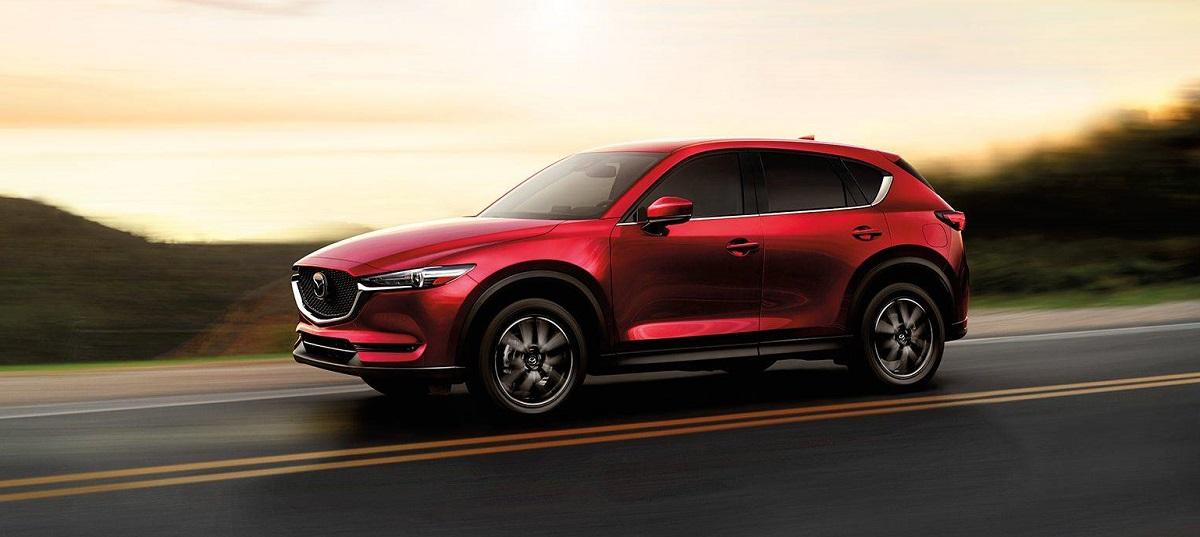 2018 Mazda CX-5 near Charlotte NC