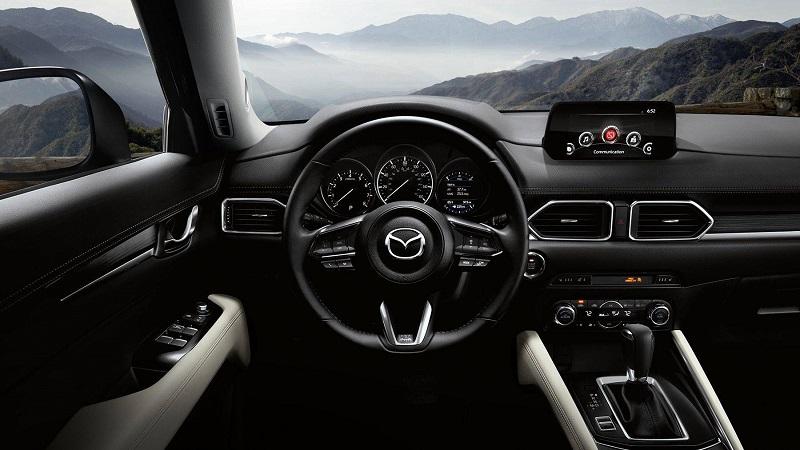 Charlotte NC - 2018 Mazda CX-5's Interior