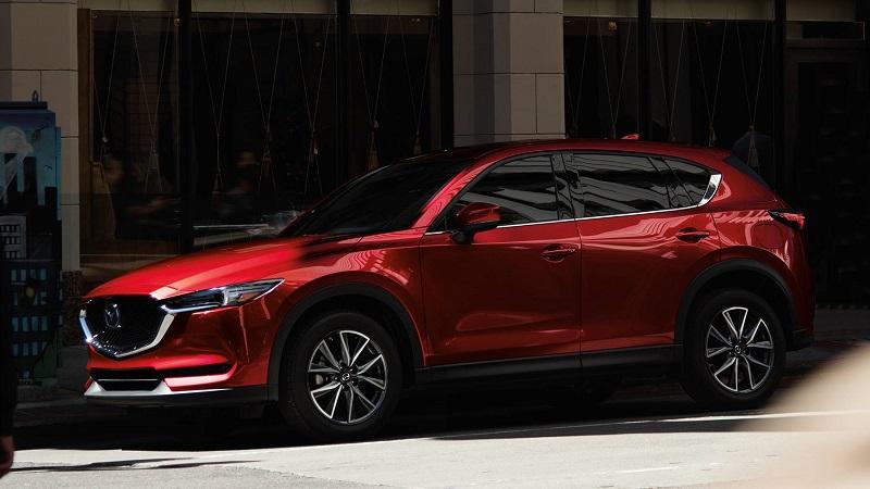 Charlotte NC - 2018 Mazda CX-5's Overview