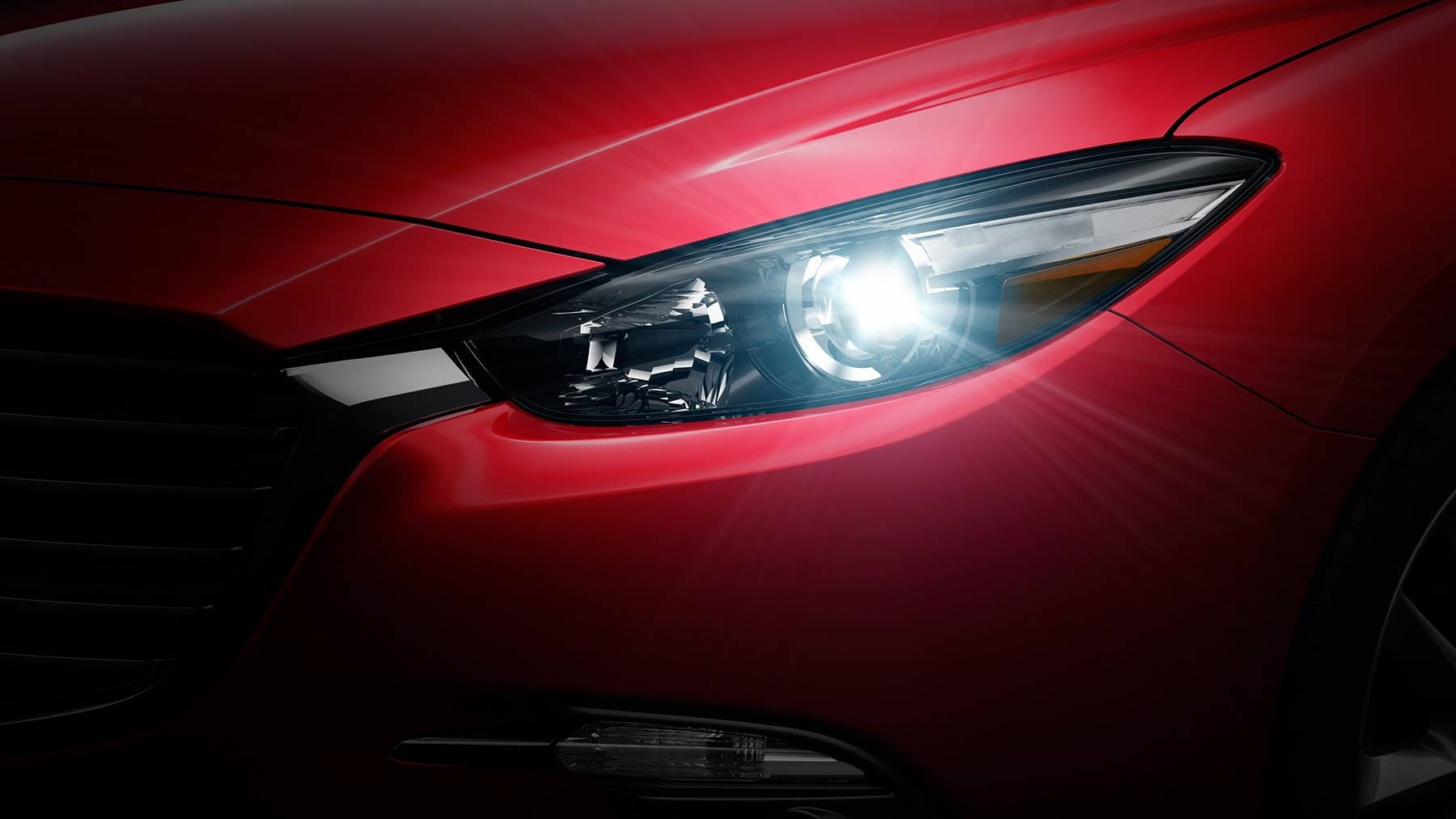 Huntersville NC - 2018 Mazda3's Exterior