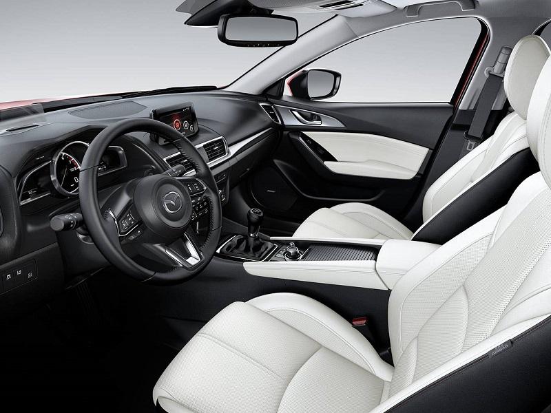 Charlotte NC - 2018 Mazda3's Interior