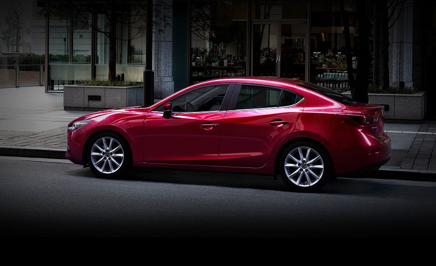Charlotte NC - 2018 Mazda3's Overview