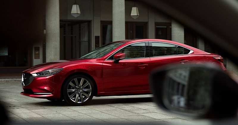 Charlotte NC - 2018 Mazda6's Overview