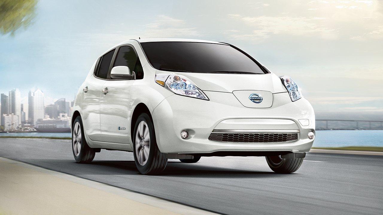 Chicago Illinois - 2018 Nissan Leaf