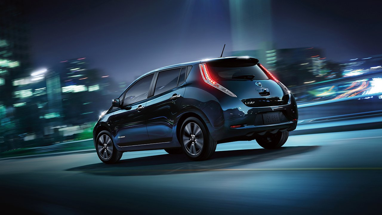 Chicago Illinois - 2018 Nissan Leaf's OVERVIEW