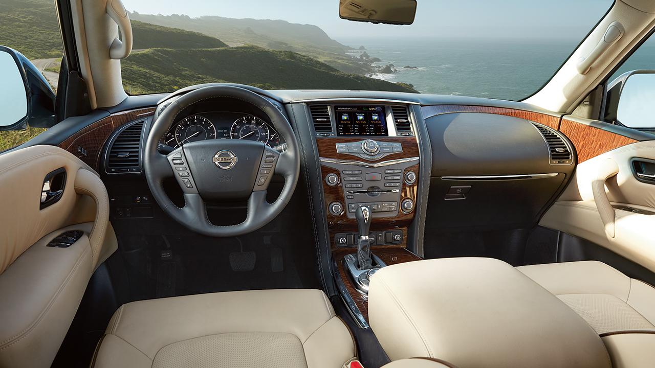 Tampa Bay FL - 2018 Nissan Armada Interior