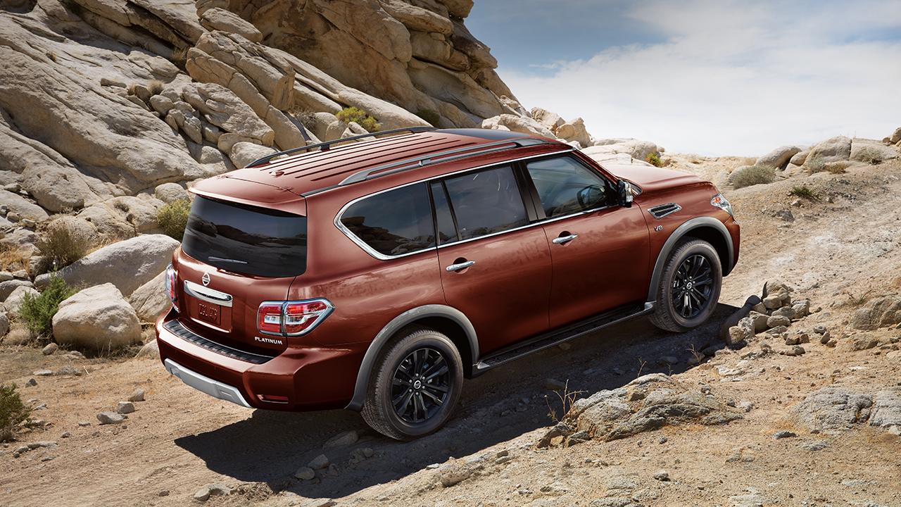 Tampa Bay FL - 2018 Nissan Armada Overview