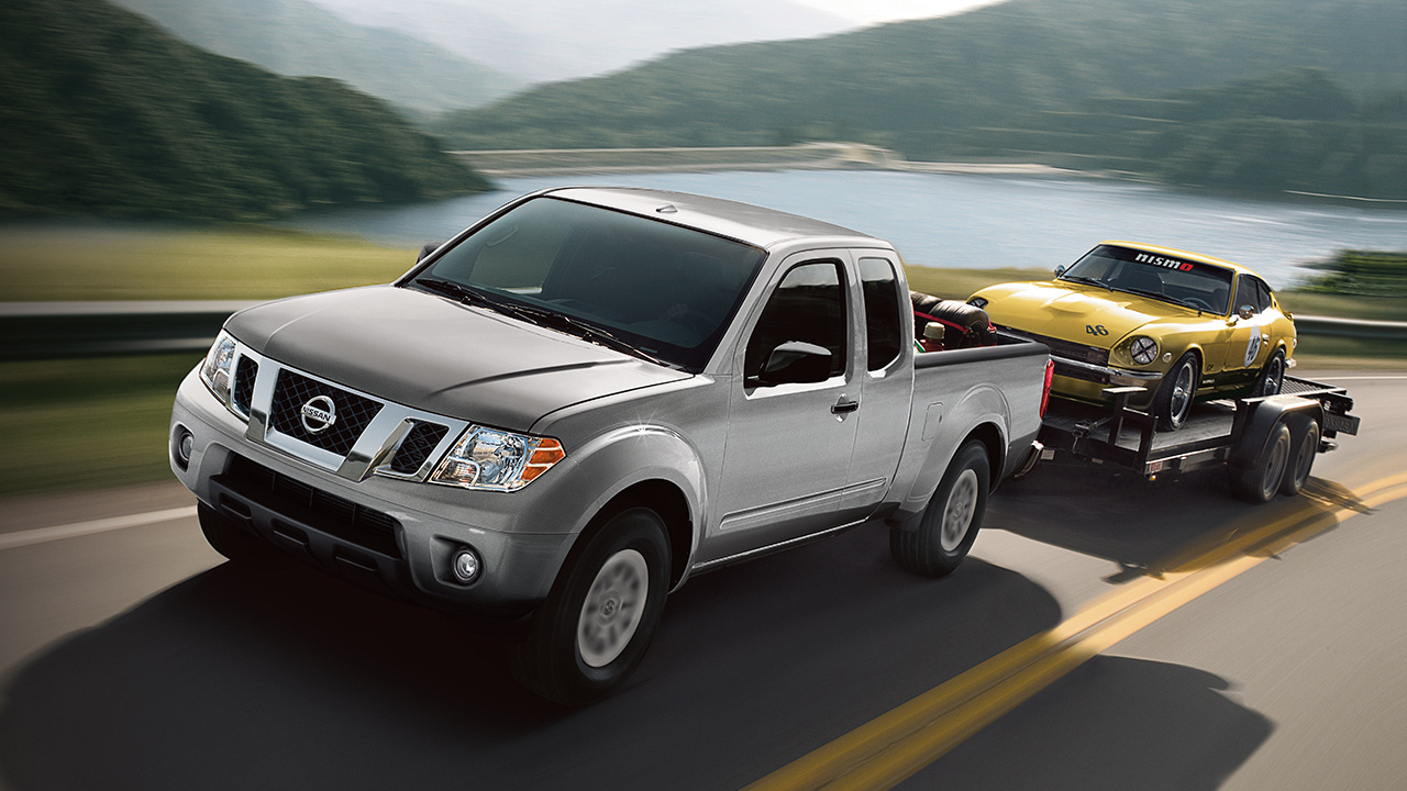 Nissan Transmission Repair in Parker CO - 2018 Nissan Frontier