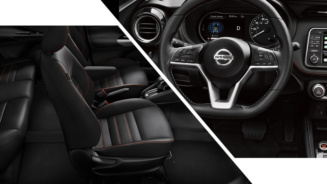 Hoffman Estates IL 2018 Nissan Kicks INTERIOR