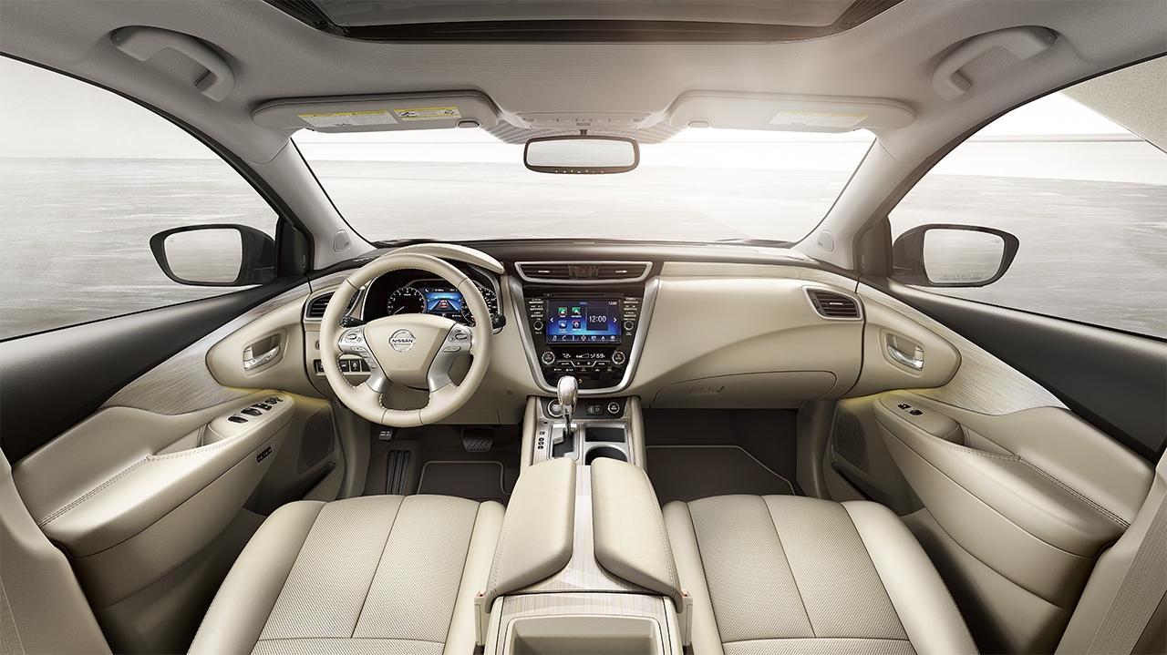 Hoffman Estates IL - 2018 Nissan Murano INTERIOR