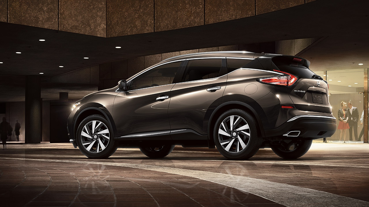 Used Nissan Murano for Sale in Hoffman Estates IL - 2018 Nissan Murano EXTERIOR