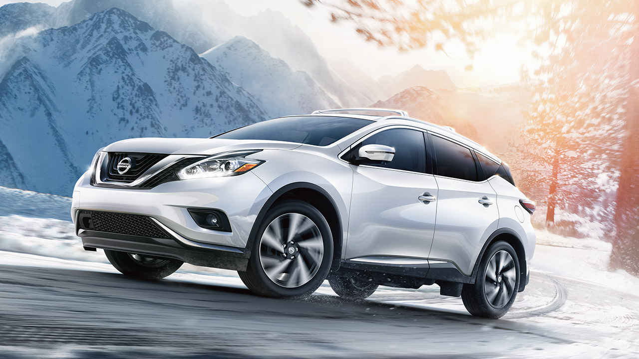 Used Nissan Murano for Sale in Hoffman Estates IL - 2018 Nissan Murano OVERVIEW