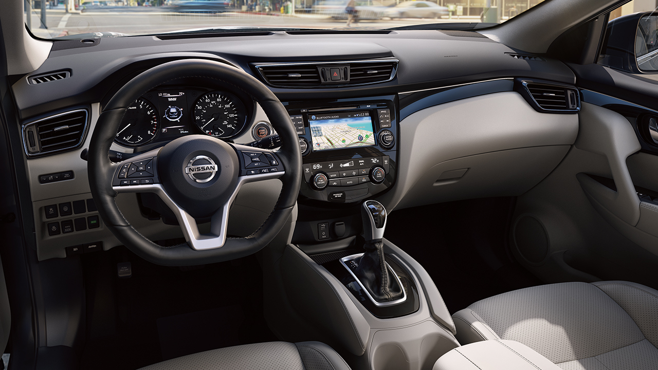 Interior - 2018 Nissan Rogue by Crystal Lake IL