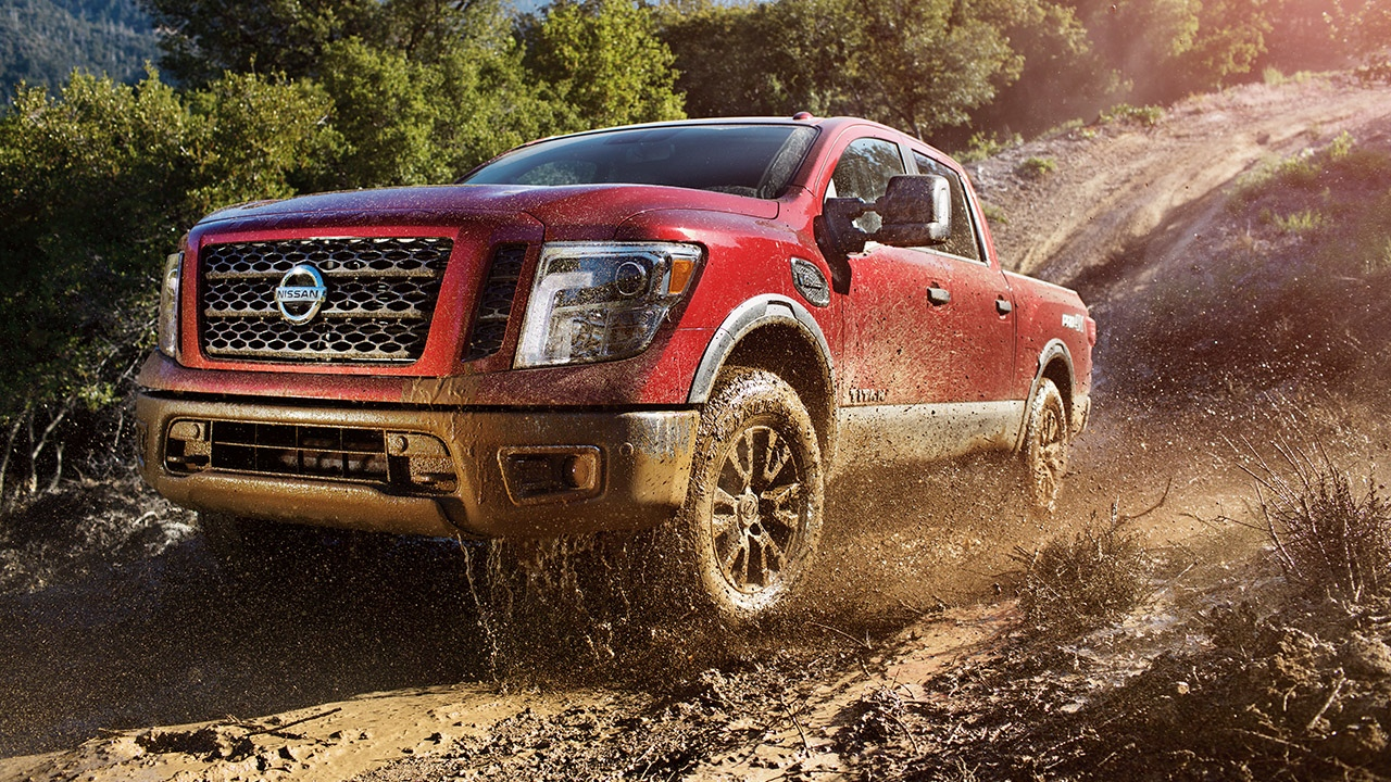 Nissan Dealer near Melrose Park Illinois - 2018 Nissan Titan OVERVIEW