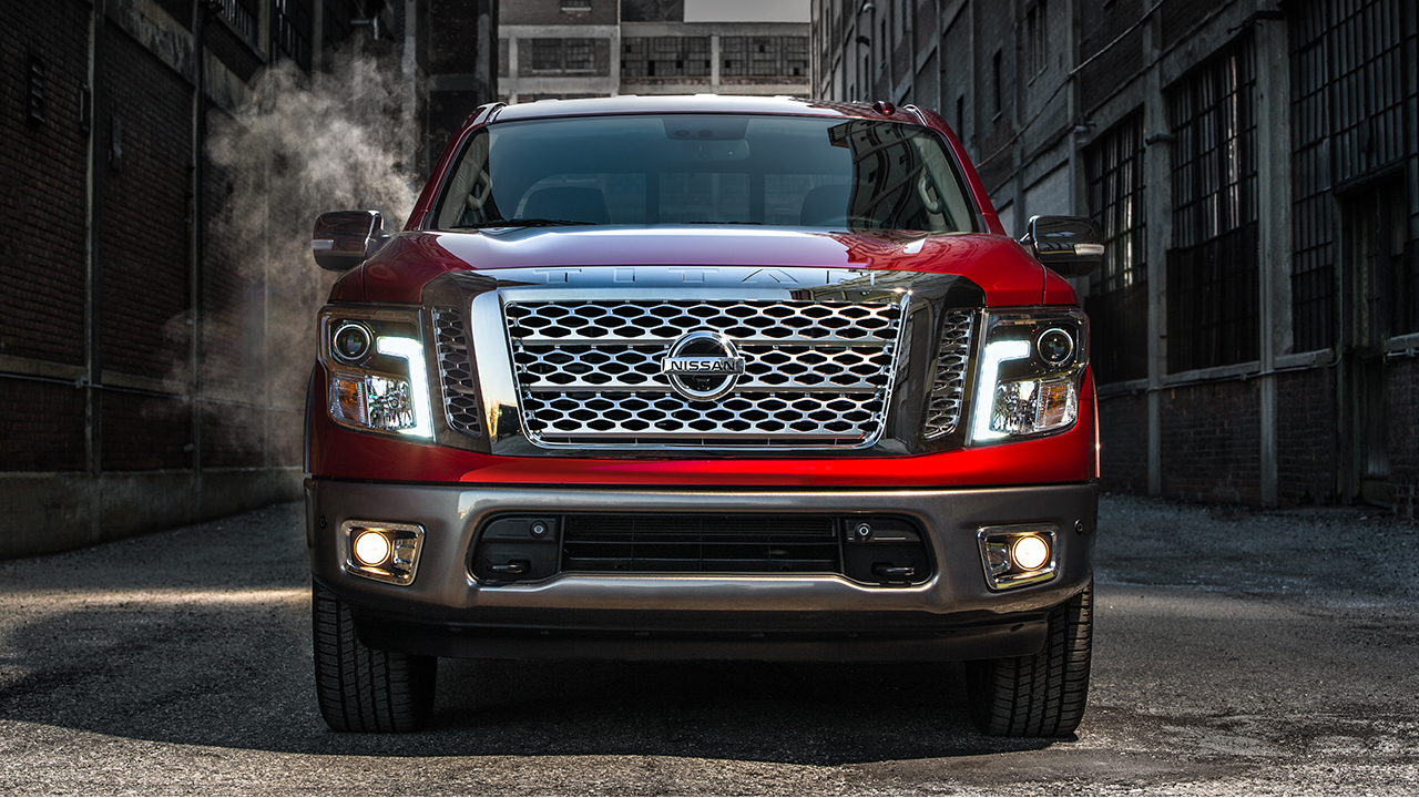 Chicago Illinois - 2018 Nissan Titan