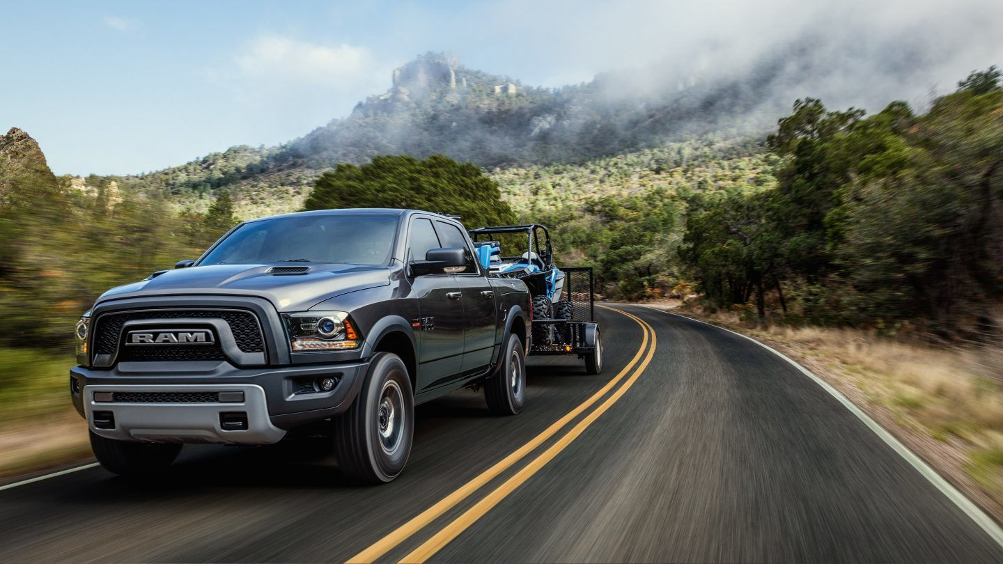 Best Truck Killeen Area - 2018 RAM 1500 Mechanical