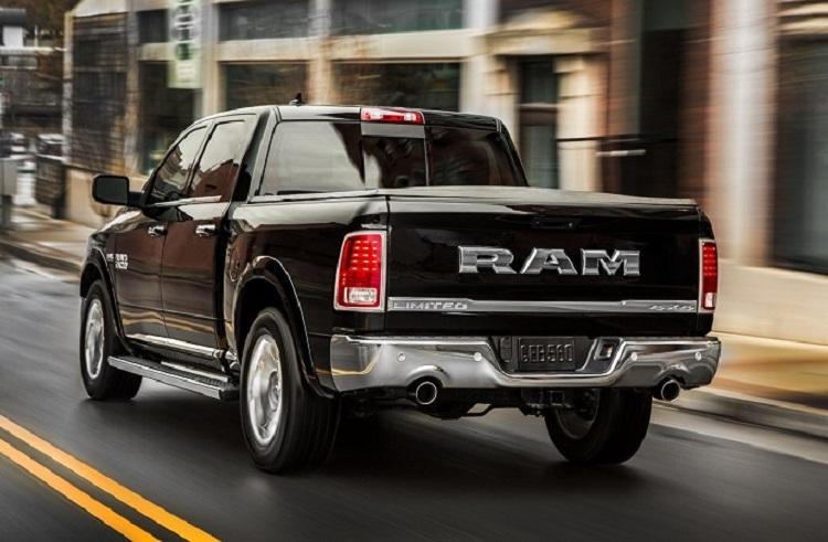 Chicagoland Illinois - 2018 RAM 1500's Exterior