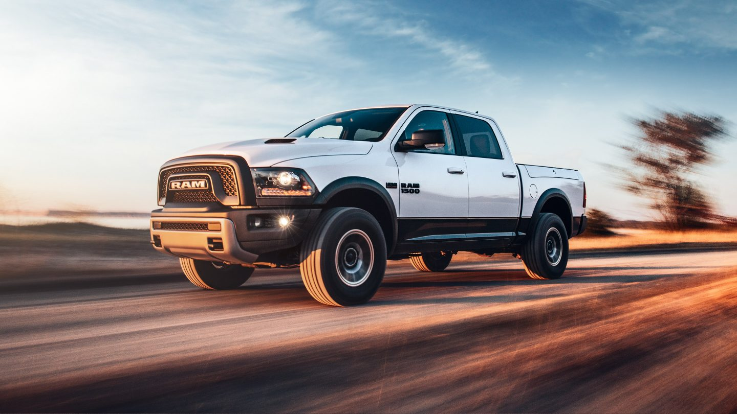 Crystal Lake Area 2018 RAM 1500