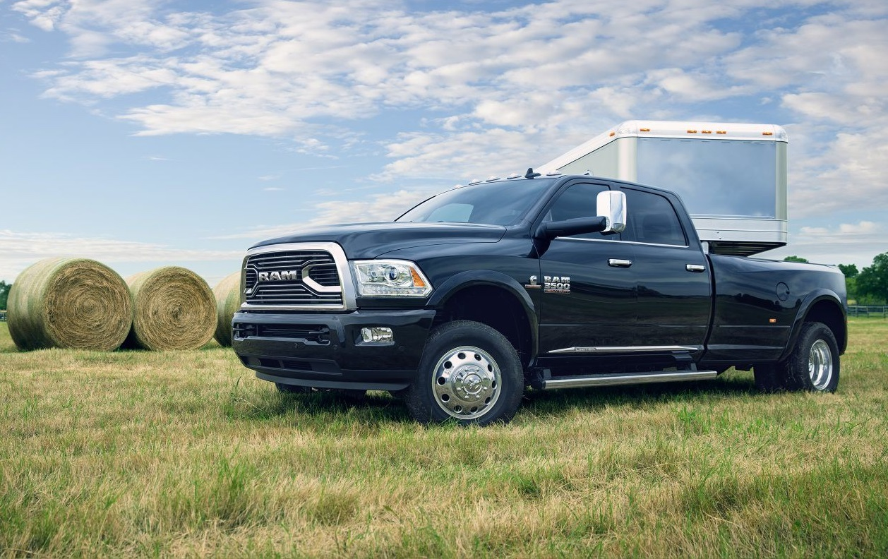 RAM Truck Repair in Antioch Illinois - 2018 RAM 3500