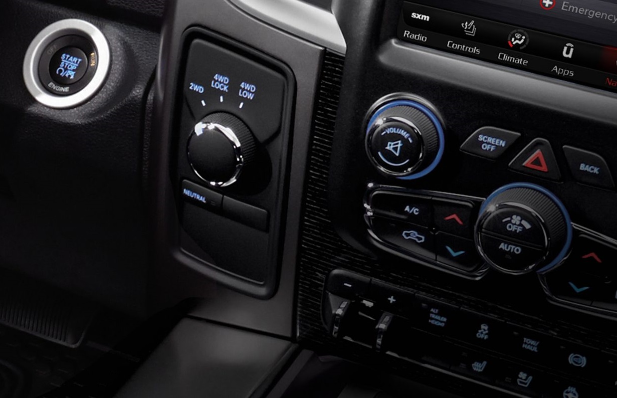 Albuquerque New Mexico - 2018 RAM 3500's Interior