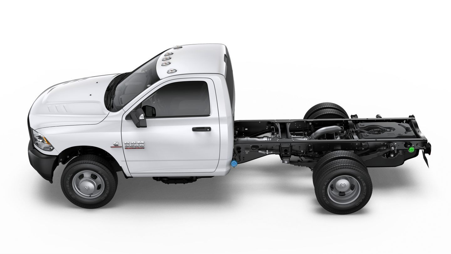 Chicagoland IL - 2018 RAM Chassis Cab's Overview