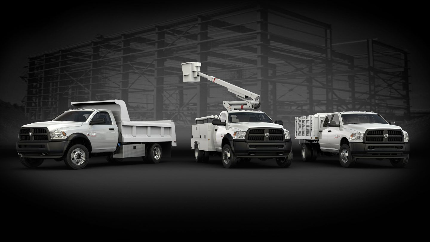 2018 Ram Chassis Cab near Chicagoland Illinois